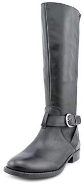 BCBGeneration Fetrah Women US 9.5 Black Mid Calf Boot