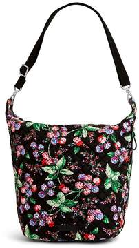 Vera Bradley Carson Hobo Bag - WINTER BERRY - STYLE