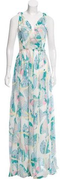 Band Of Outsiders Silk Maxi Dress w/ Tags