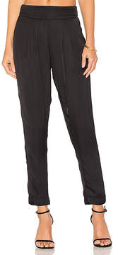 Enza Costa Pleated Easy Pant