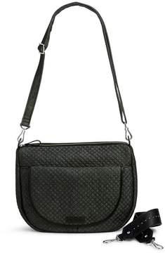 Vera Bradley Carson Denim Convertible Bag - DENIM NAVY - STYLE
