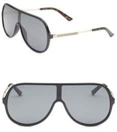 Gucci 99MM Pilot Sunglasses