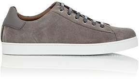Gianvito Rossi Men's Suede Sneakers