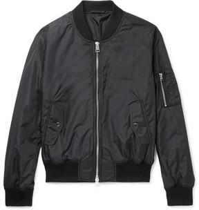 Ami Shell Bomber Jacket
