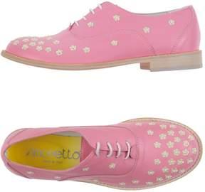 Simonetta Lace-up shoes