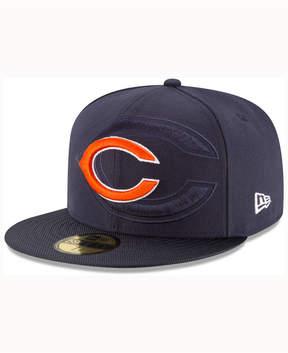 New Era Chicago Bears Sideline 59FIFTY Cap