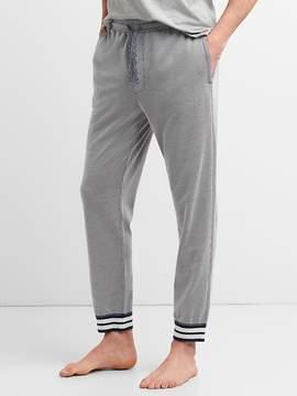 Gap Stripe Knit Joggers