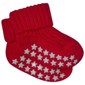 Falke Red Baby Star Socks
