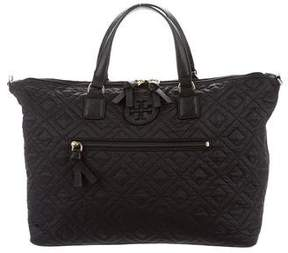 Tory Burch Ella Quilted Satchel w/ Tags