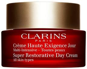 Clarins Super Restorative Day Illuminating Lifting Replenishing Cream