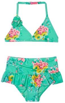 Hula Star Toddler Girl's Garden Dream Two-Piece Swimsuit