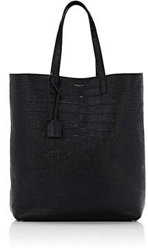 Saint Laurent Men's Open-Top Tote