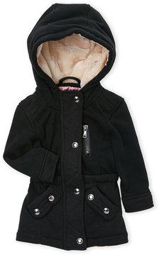 Urban Republic Infant Girls) Hooded Fleece Jacket