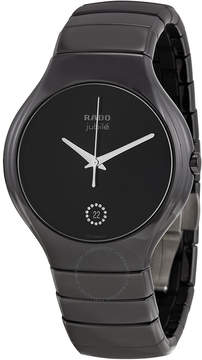Rado True Black Pure Jubile Diamond Ceramic Men's Watch