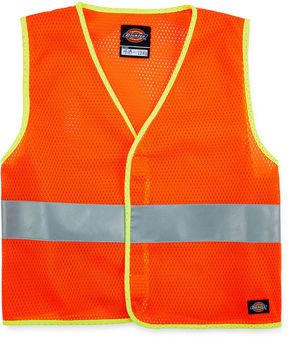 Dickies E-Vis Safety Vest - Preschool Boys 4-7