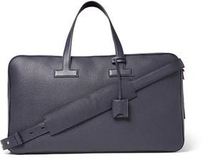 Tom Ford Full-Grain Leather Holdall