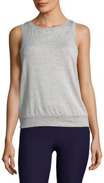Beyond Yoga Women's Solid Bow Tank