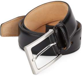 Saks Fifth Avenue Made in Italy Men's Leather Belt