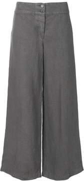 Aspesi wide leg cropped trousers