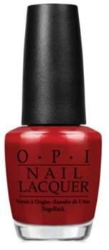 OPI Nail Lacquer Nail Polish, Whats Your Point-settia.