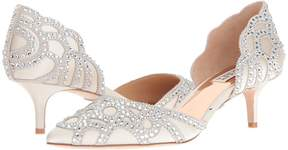 Badgley Mischka Ginny Women's 1-2 inch heel Shoes