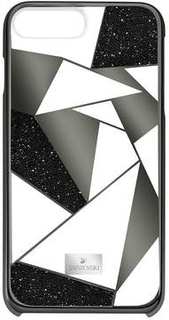 Swarovski Heroism Smartphone Case with Bumper, iPhone 8 Plus, Black