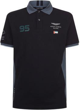 Hackett Aston Martin Racing UAE Polo Shirt