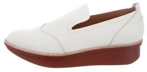 Derek Lam 10 Crosby Leather Platform Loafers