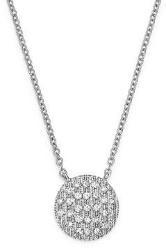 Bloomingdale's Dana Rebecca Designs 14K White Gold Lauren Joy Medium Necklace with Diamonds