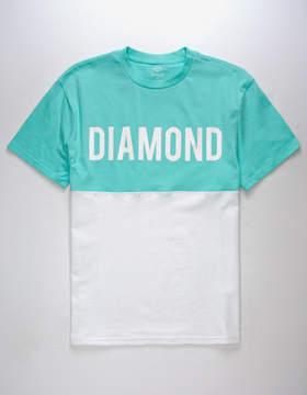 Diamond Supply Co. Origin Block Mens T-Shirt
