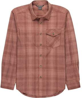 Exofficio Okanagan Mini Check Shirt - Long-Sleeve