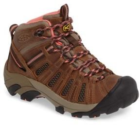 Keen Women's 'Voyageur Mid' Trail Shoe