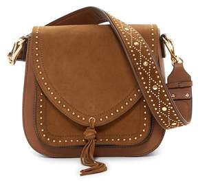 Vince Camuto Artera Leather Shoulder Bag
