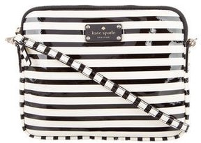 Kate Spade Flicker Bryce Crossbody Bag - WHITE - STYLE