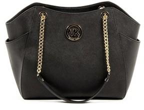 Michael Kors Womens Handbag Jet Set Travel. - BLACK - STYLE
