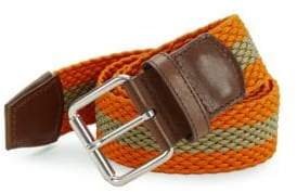 Bally Perry Stripe Belt