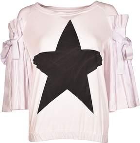 Brand Unique Star Logo Blouse