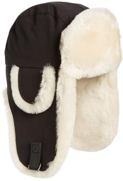 Canada Goose Men's Genuine Shearling Copilot Hat