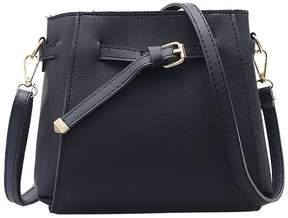 Shein Drawstring Buckle Shoulder Bag