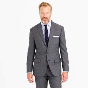 J.Crew Martin GreenfieldTM for Ludlow suit jacket in American glen plaid wool