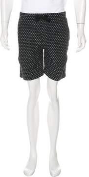 Simon Miller Linen-Blend Shorts w/ Tags