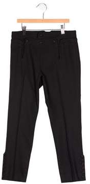 DSQUARED2 Girls' Button-Accented Pleated Pants