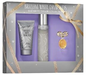 Elizabeth Taylor Brilliant White Diamonds by Women's Fragrance Gift Set - 3pc