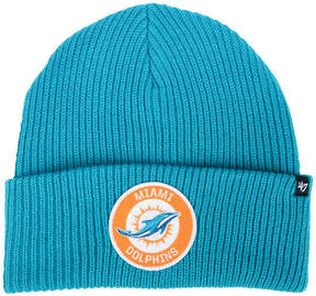 '47 Miami Dolphins Ice Block Cuff Knit Hat