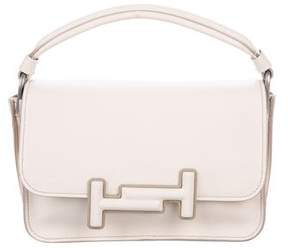 Tod's Leather Double T Handle Bag