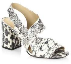 Michael Kors Asher Open Toe Sandals