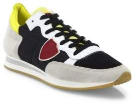Philippe Model Tropez Leather Sneakers