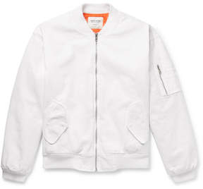Noon Goons Rudeboy Cotton-Canvas Bomber Jacket
