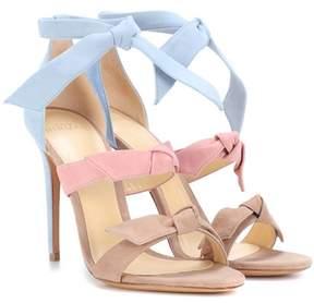 Alexandre Birman Lolita suede sandals
