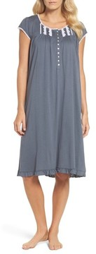 Eileen West Women's Cotton & Modal Waltz Nightgown